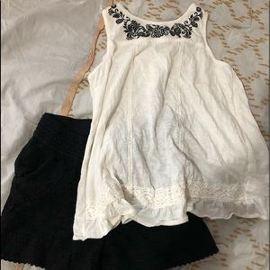 Girls Crochet Outfit